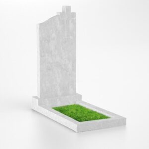 Памятник из мрамора 001